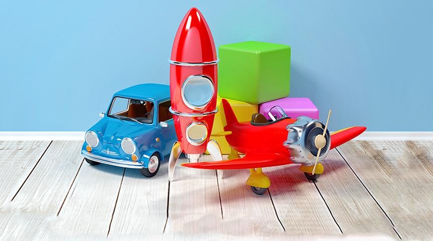 Juguetes y productos infantiles   Bienes de Consumo y Venta