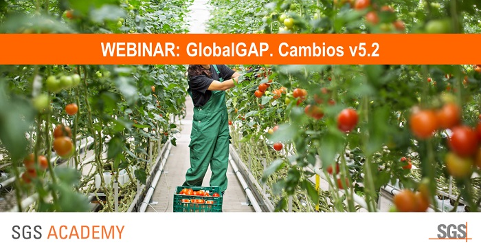 Webinar GLOBAL GAP. Cambios v5.2