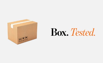 Box. Tested. SGS campaña CRS.